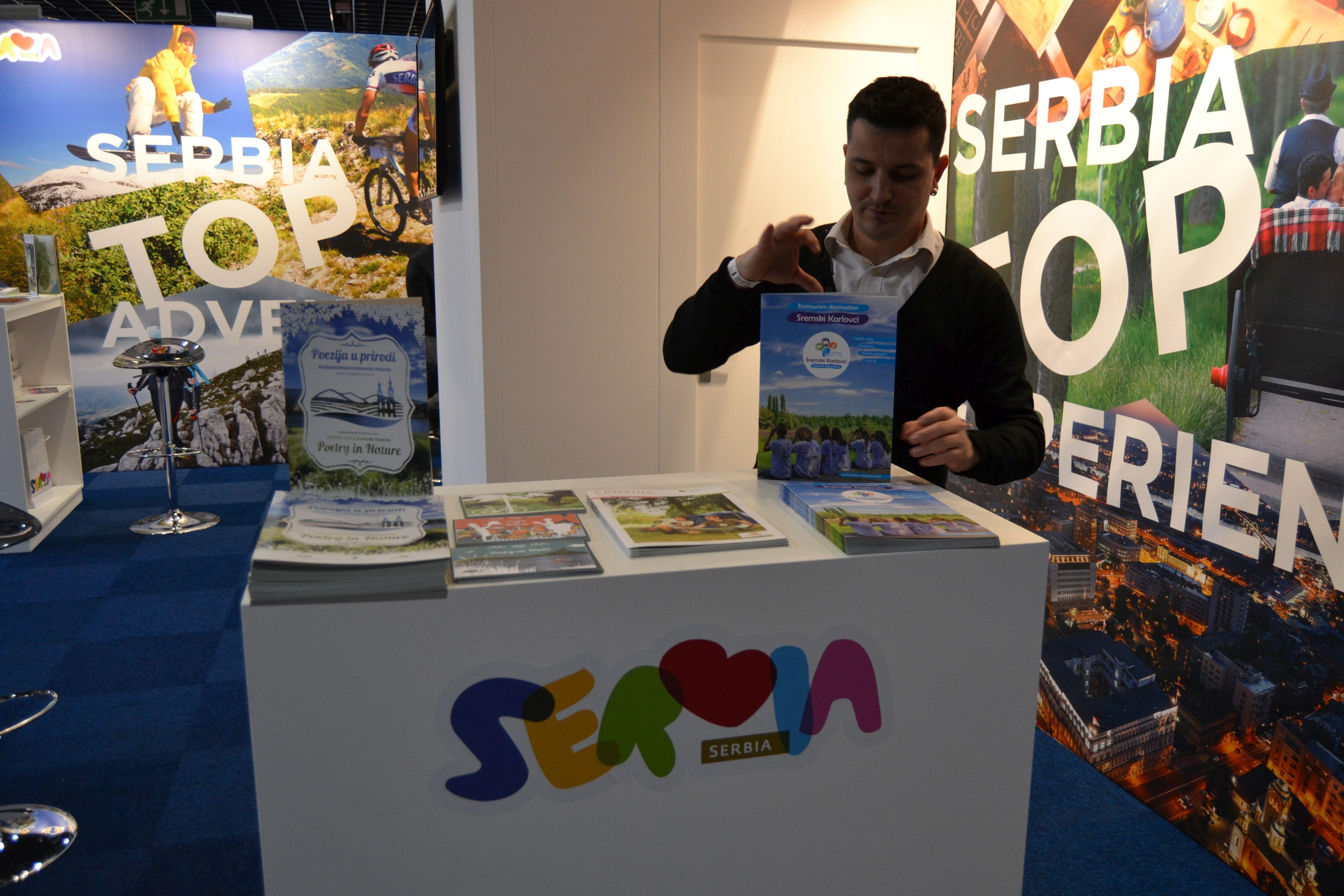 Srbija se predstavlja na Sajmu turizma u Utrehtu