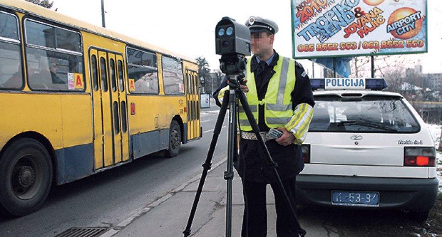 """Iduće nedelje """"Blic maraton"""" saobraćajne policije"""