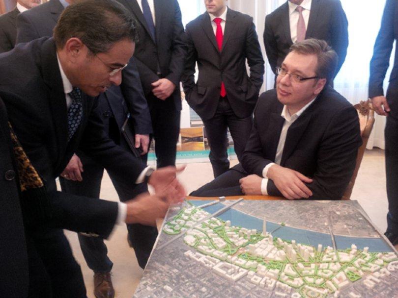 Aleksandsr Vučić: Beograd će biti jedno od najprivlačnijih mesta u Evropi