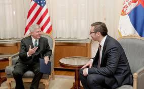 Vučić primio američkog ambasadora Skota