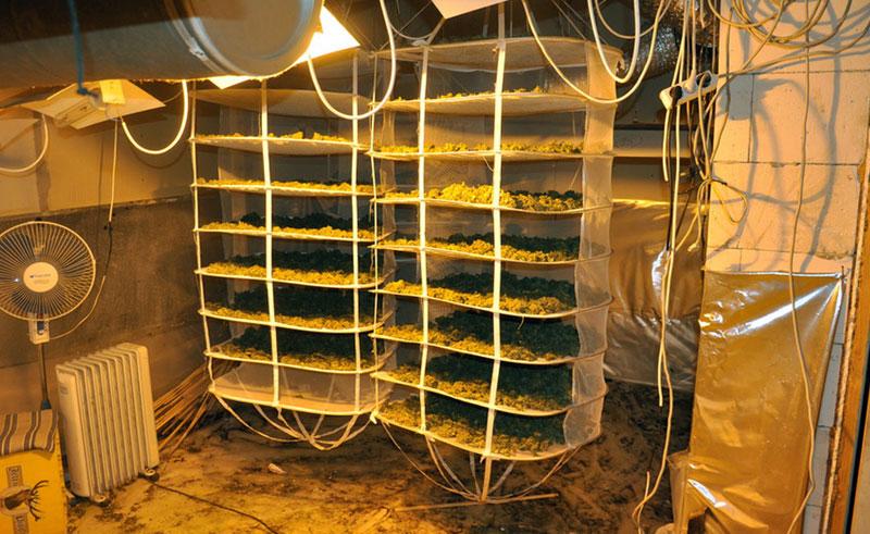 Otkrivena laborotorija za proizvodnju droge