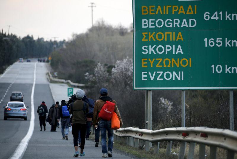 Izbeglice blokirali Grčku