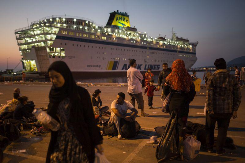 Grčkoj rok od tri meseca da uspostavi kontrolu na spoljnim granicama EU-a
