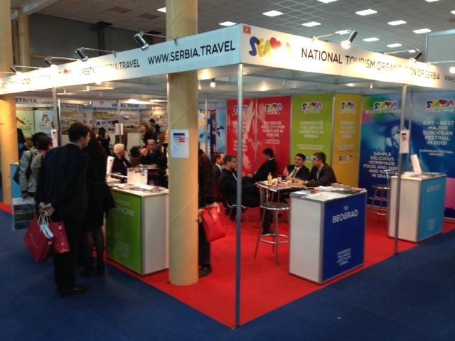Turizam Srbije na sajmu u Bukureštu