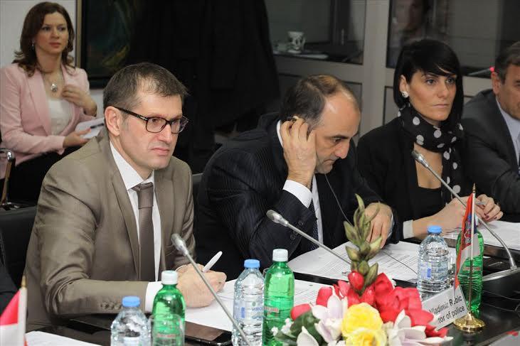 Skopje: sastanak direktora policije Zapadnog Balkana