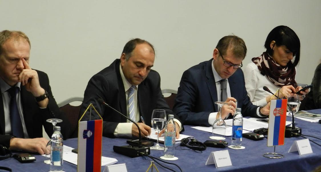Zagreb: sastanak direktora policija regiona o migrantskoj krizi