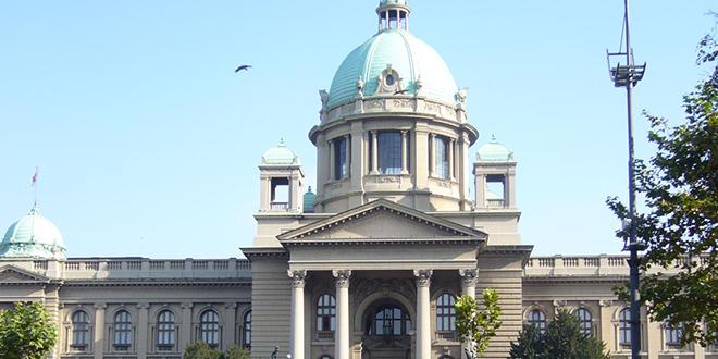 Skupština Srbije: određene kvote zaposlenih u republičkim institucijama