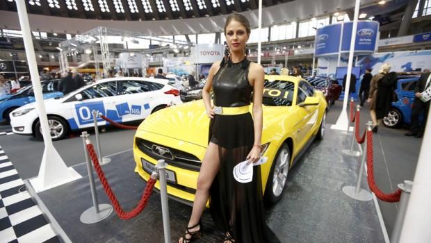 Sajam automobila i motocikala: zlatni Oskar dobio je Ford mustang