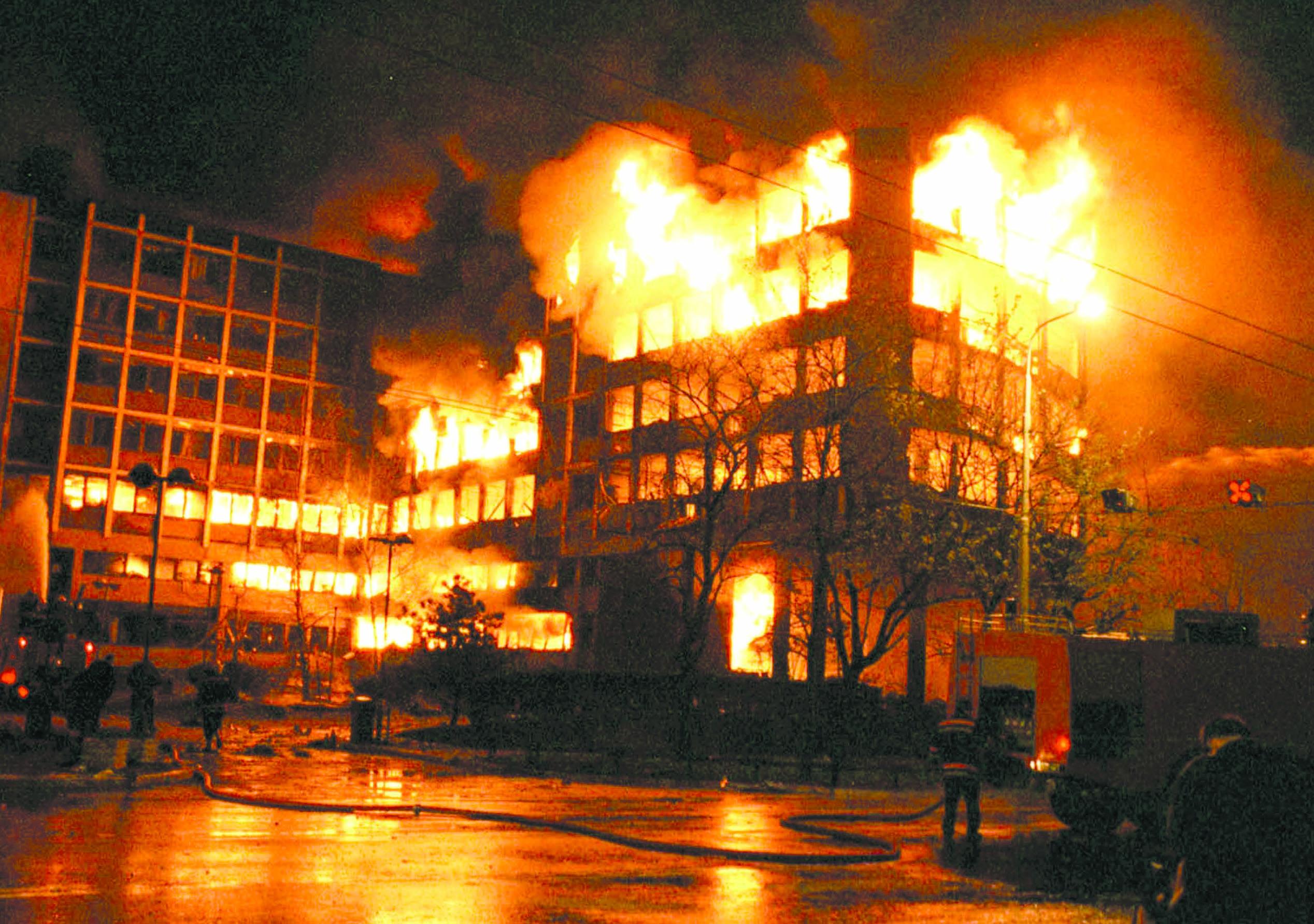 Skupština Srbije: počela rasprava o posledicima bombardovanja Srbije 1999. godine
