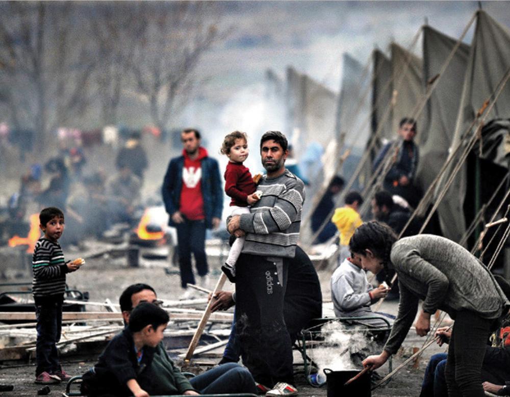 Pet godina konflikta u Siriji: najveća izbeglička i raseljenička kriza našeg doba