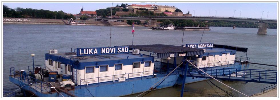 LSV protiv privatizacije Luke Novi Sad