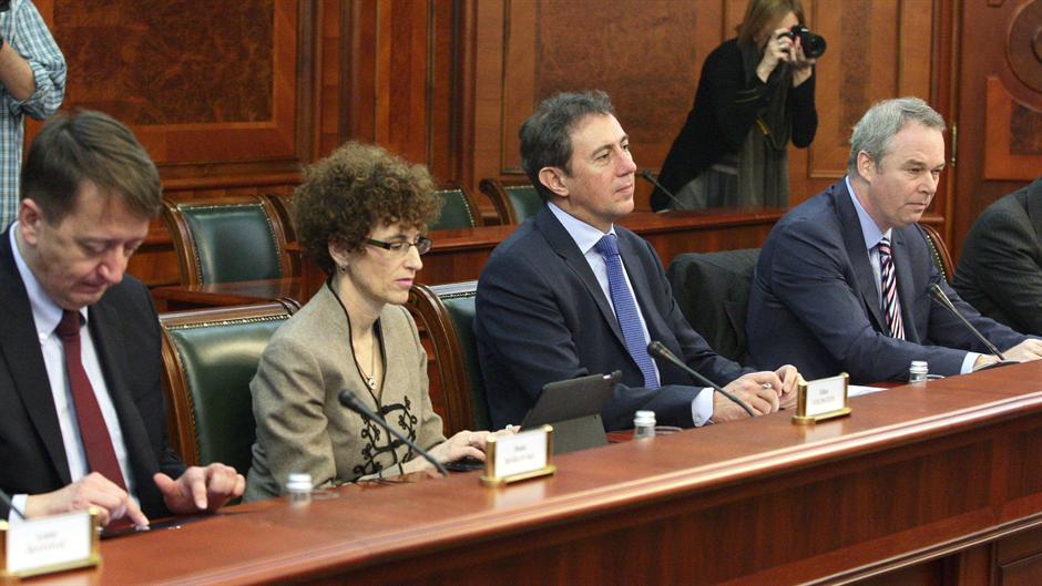 Potpredsednik Svetske banke razgovarao sa Vučićem
