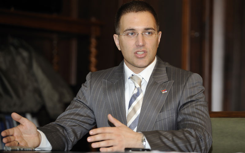 Ministar Stefanović osudio ponašanje predsednika sindikata policije