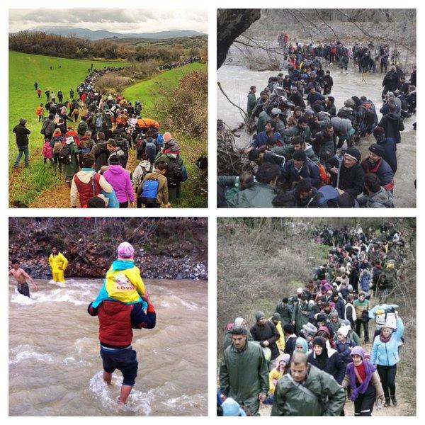 """Migrantska kriza:Austrija Makedoniji šalje """"noćne"""" naočare!"""