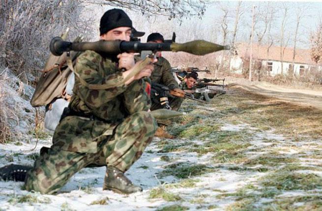 Makedonija: antiterorističke akcije policije?