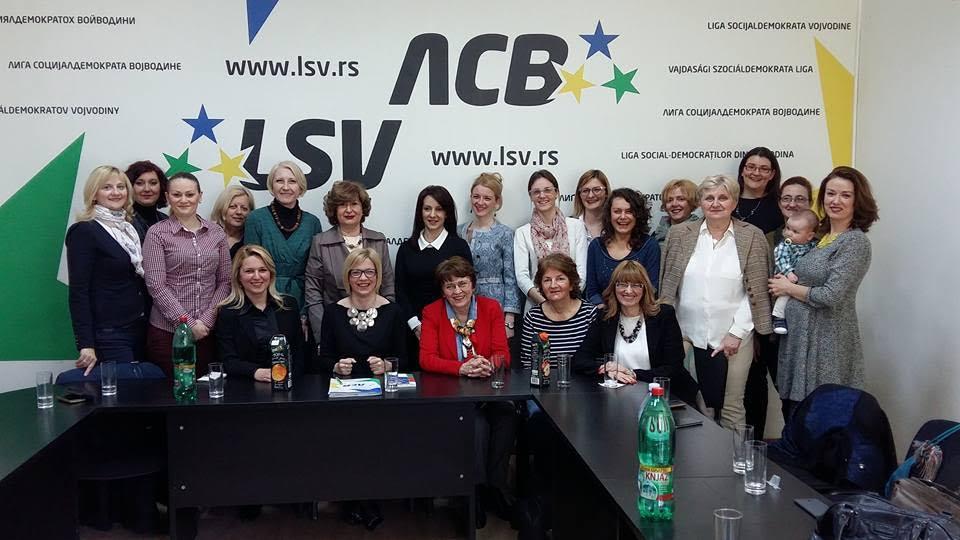 LSV: ravnopravnost nije samo predizborni slogan