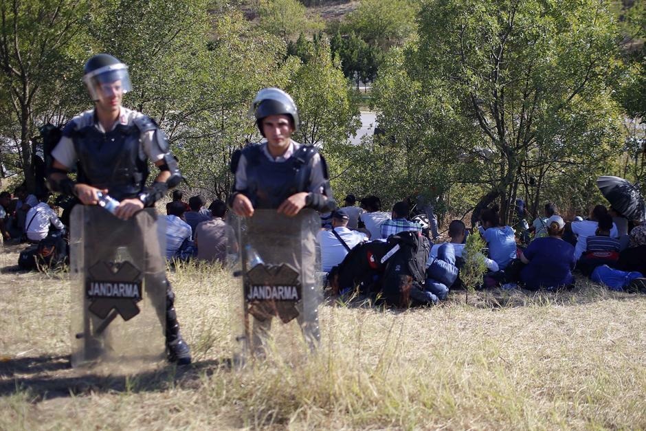"""Dojče Vele: Bugarska """"narodna milicija"""" čuva granicu od izbeglica"""
