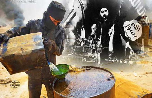Nafta Islamske države prodaje sa u Bugarskoj
