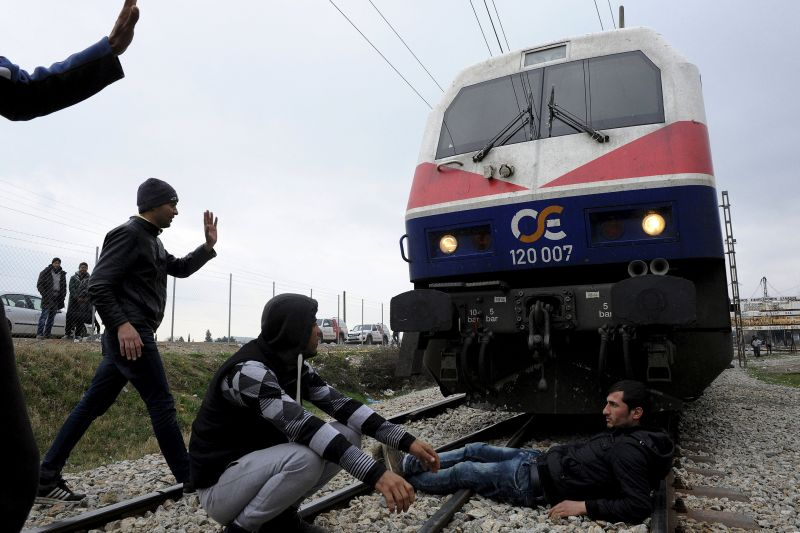 Izbeglička kriza na grčko makedonskoj granici