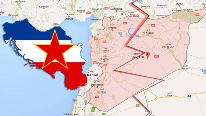 Džems G. Stavridis bivši komandant NATO-a u Evropi: Siriju treba pocepati kao Jugoslaviju