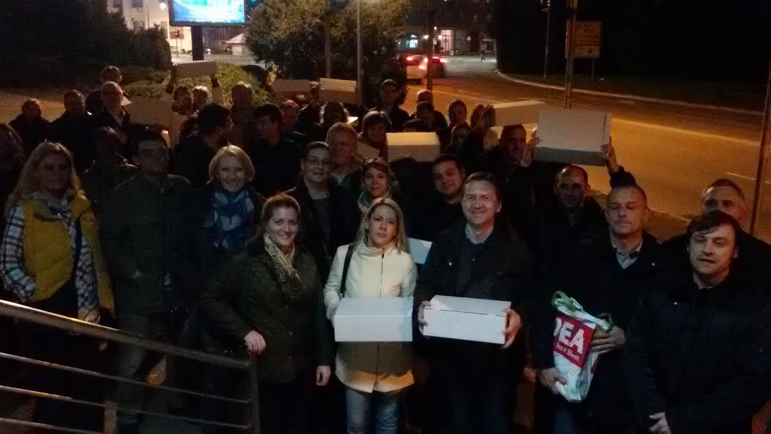 Izbori 2016: LSV predala listu za izbore u Novom Sadu