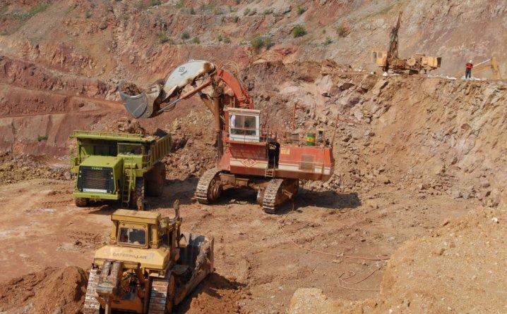 Makedonski rudnici pod bugarskom upravom