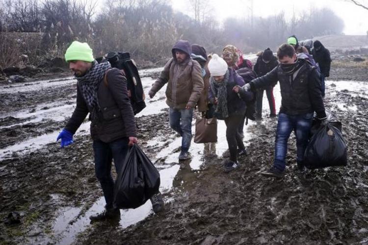 Makedonija vraća izbeglice u Grčku