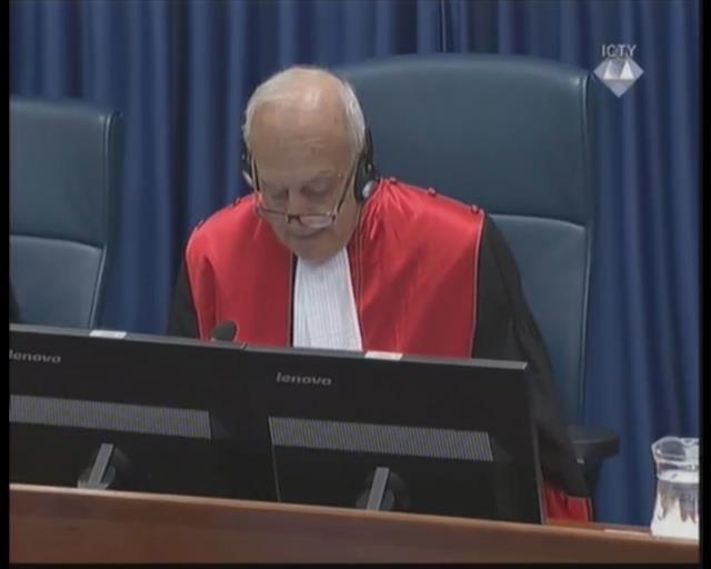 Haški tribunal: Šešelj oslobođen jednoglasno