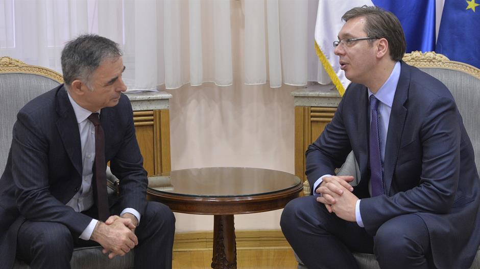 Pupovac razgovarao sa Vučićem