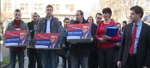 Izbori 2016: Radikali predali izbornu listu