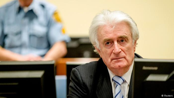Karadžić osuđen na 40 godina!