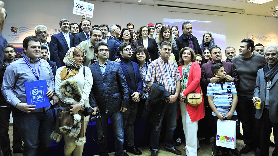 Srbija: Stigla prva grupa turista iz Irana