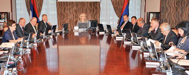 Vlada RS-a: Presuda Karadžiću ne doprinosi pomirenju i jačanju poverenja  Vlada RS