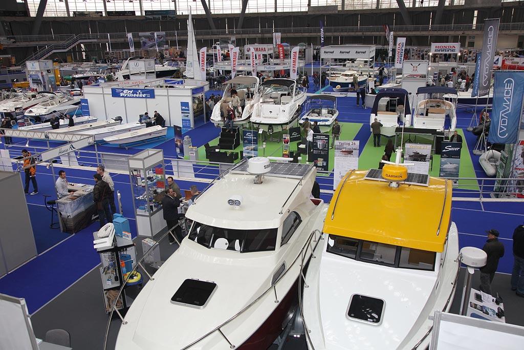 Otvoren Međunarodni sajam nautike, lova i ribolova