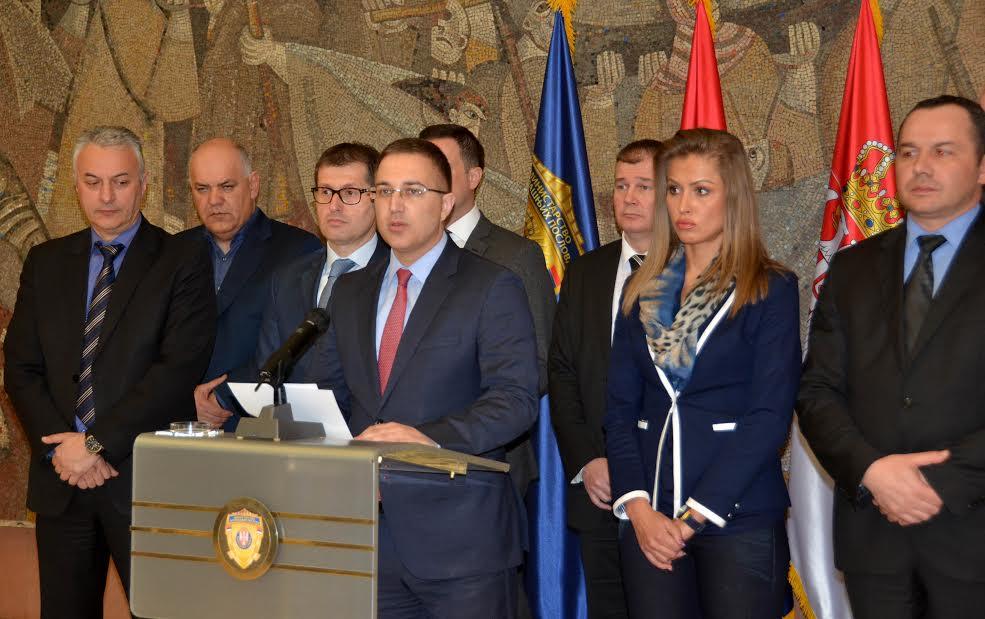 """Konferencija za medije u MUP – u Srbije: u akciji """"Skener"""" uhapšeno 46 osoba"""