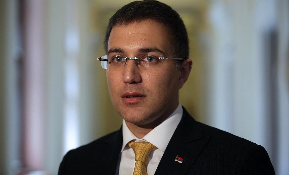 Stefanović: uhapšeni nisu paori