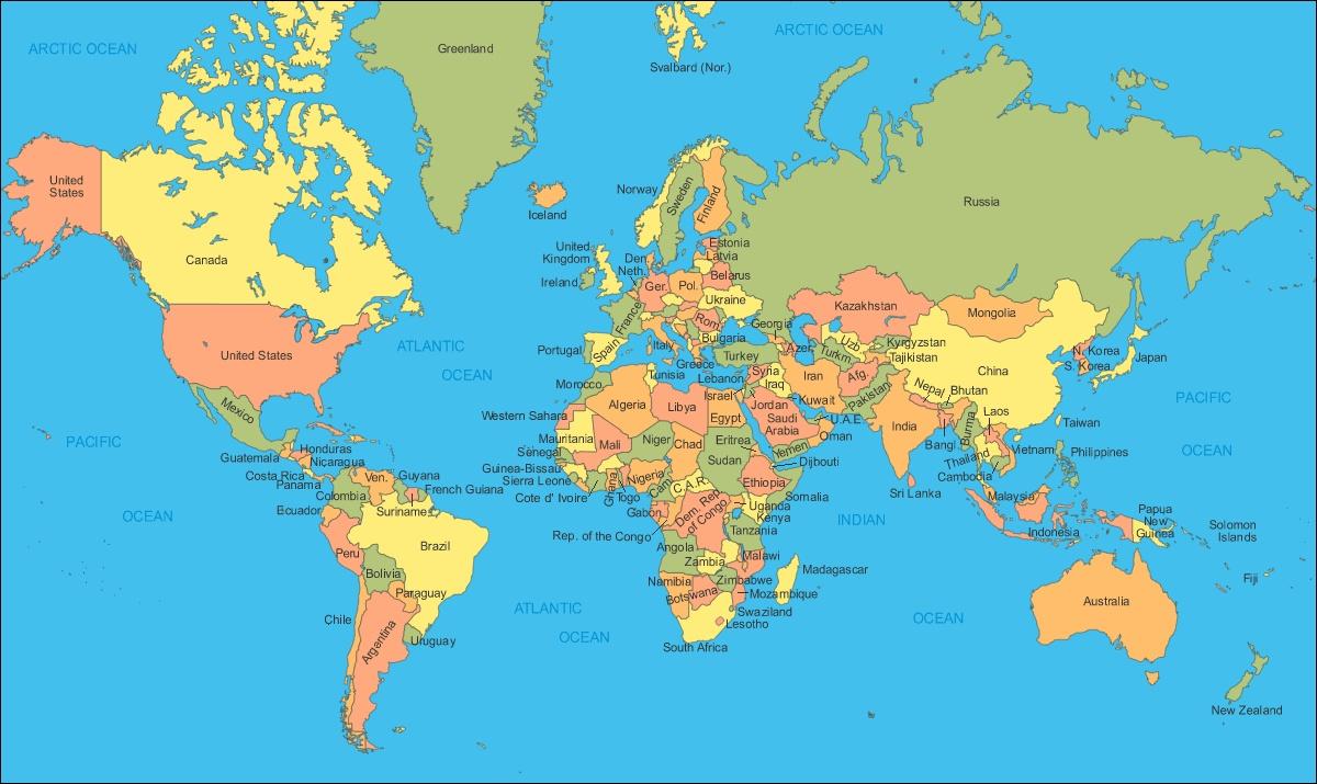 Za sto godina nestaće ove države