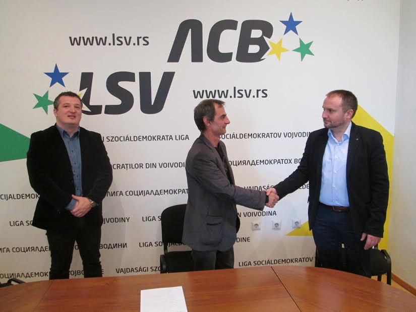 Izbori 2016: Opštinski odbor SDPS-a Titel prešao u LSV