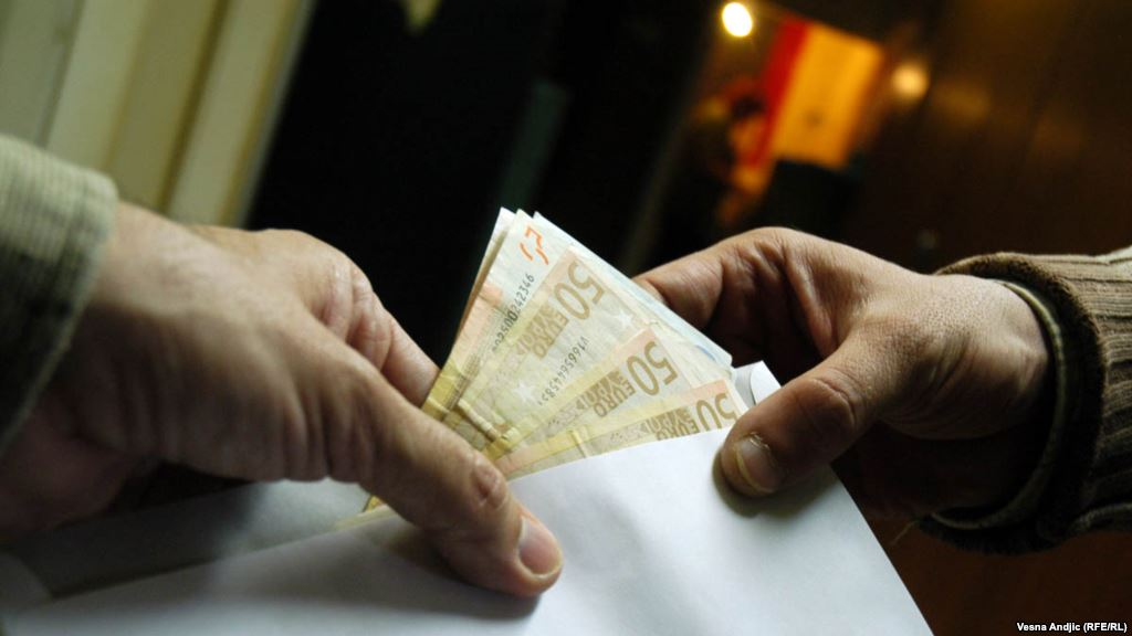 Beograd: uhapšen zbog mita od 468.000 evra
