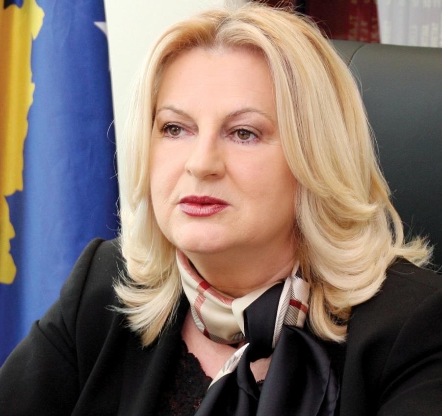 Edita Tahiri: Prvo broj za Kosovo, onda ZSO