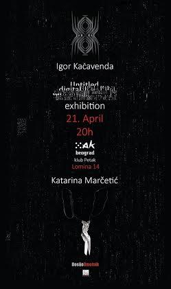 Od 21. aprila nova izložba u noćnoj galeriji Petak