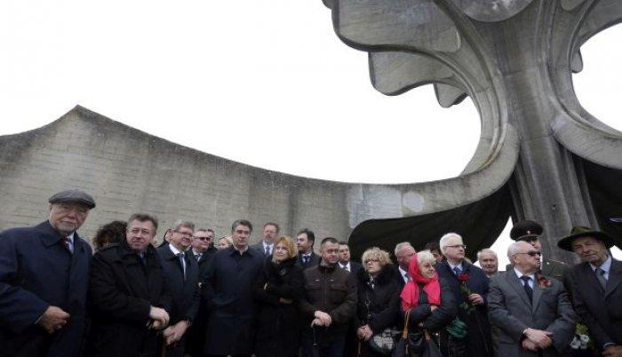 Antifašisti Hrvatske posetili Jasenovac
