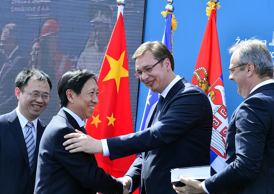Velika svečanost u Smederevu: potpisan kupoprodajni ugovor sa kineskom kompanijom Hestil o Železari Smederevo