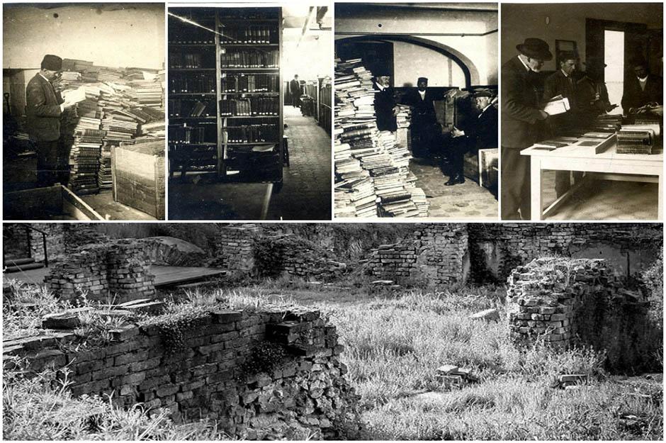 Sećanje na 6. april dan kada su  Nemci bombardovali Beograd i srušili Narodnu biblioteku