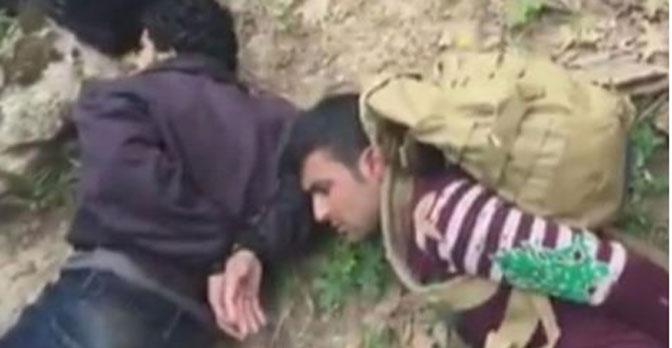 Šokantno: Pogledajte kako bugarski seljaci hapse i zlostavljaju migrante