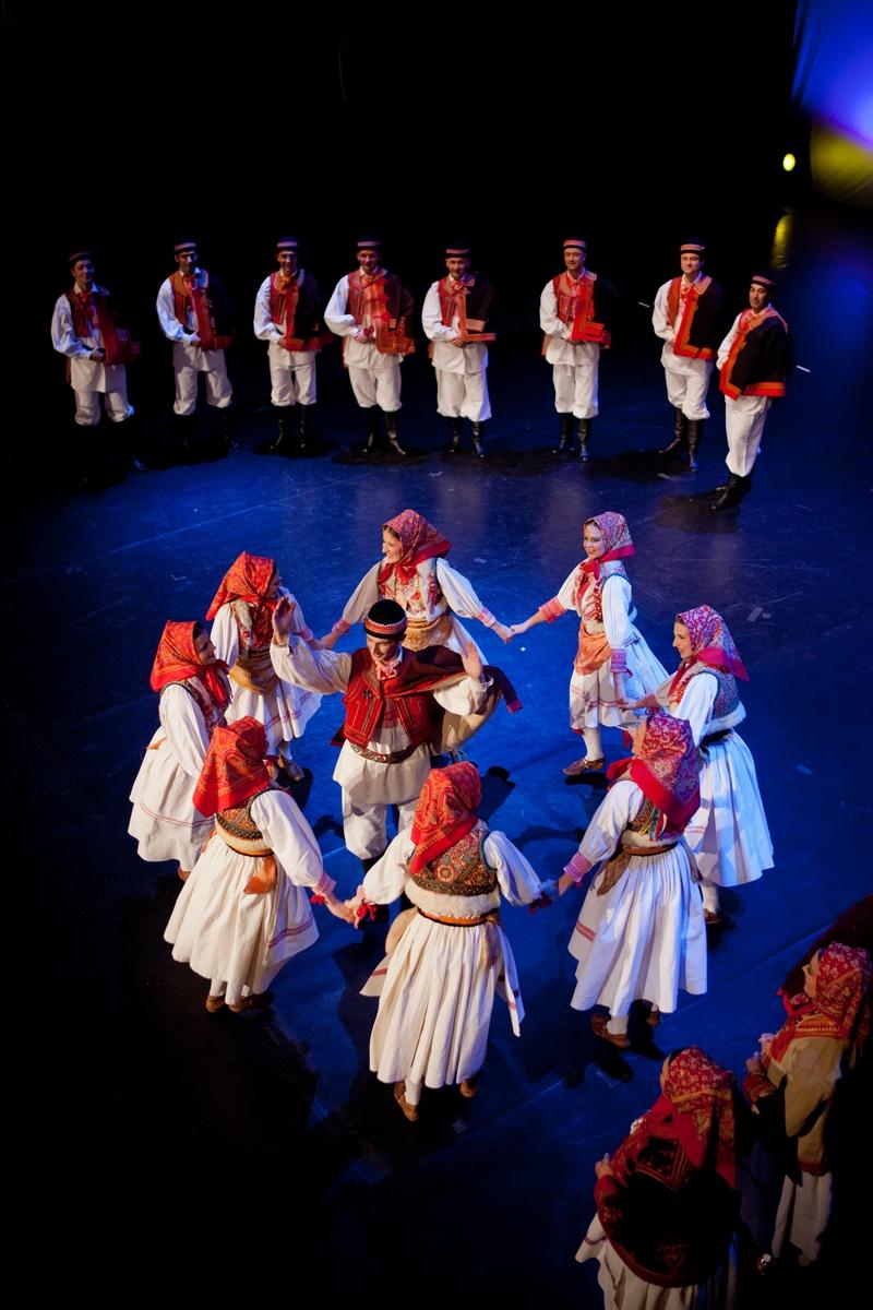 Narodno pozoriše: Ruku pod ruku – koncert beogradskog Kola i zagrebačkog Lada