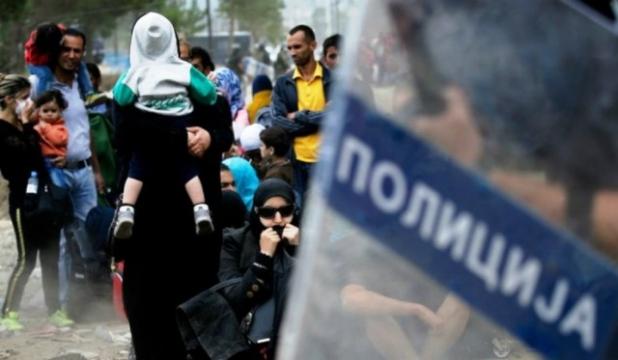 Migranti probili grčko – makedonsku granicu