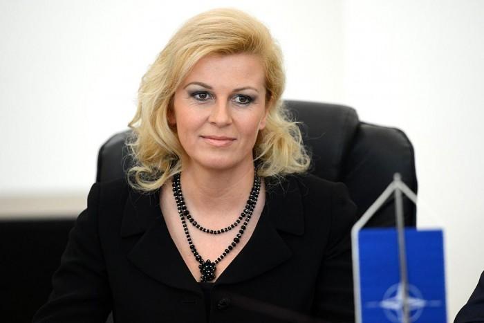 Kolinda Grabar-Kitarović: ne radi se o hrvatskoj blokadi pregovora