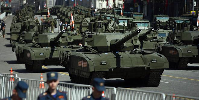 Varšava: Rusija širi svoj uticaj preko svojih granica