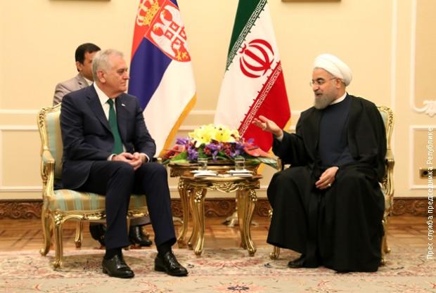 Teheran: Predsednik Nikolić razgovarao sa Hasanom Rohanijem